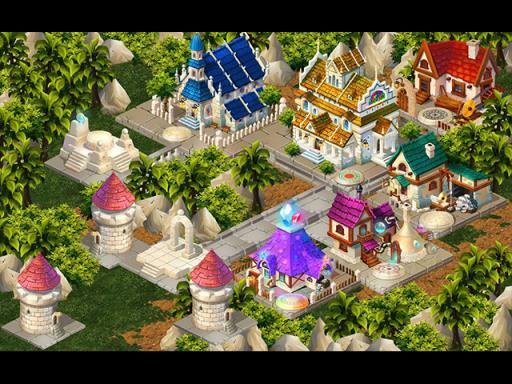 Kingdom Builders: Solitaire PC Crack