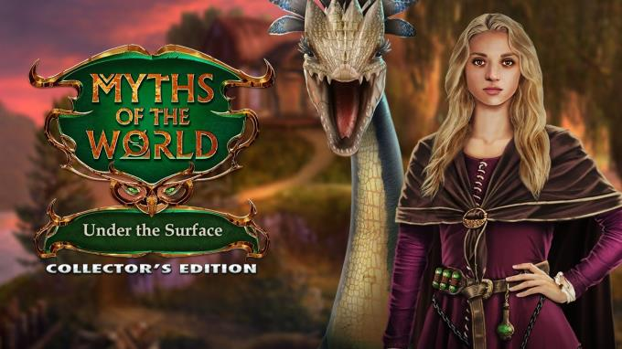 Myths of the World: Under the Surface Collector's Edition Free Download