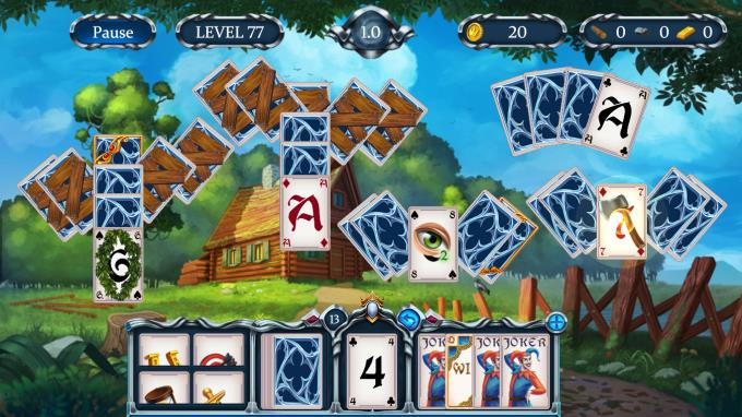 Solitaire Call of Honor Torrent Download