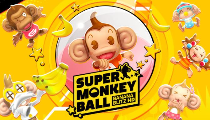 Super Monkey Ball: Banana Blitz HD Free Download