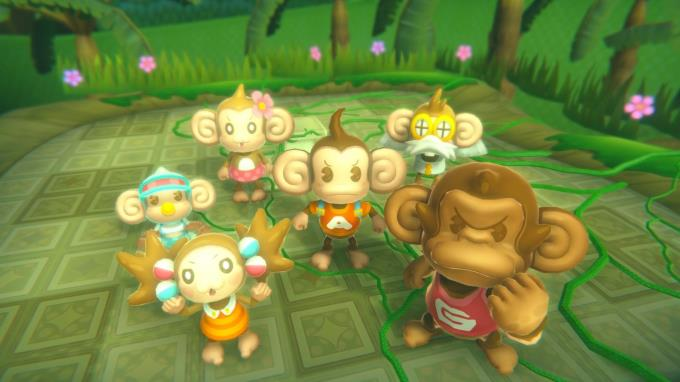 Super Monkey Ball: Banana Blitz HD PC Crack
