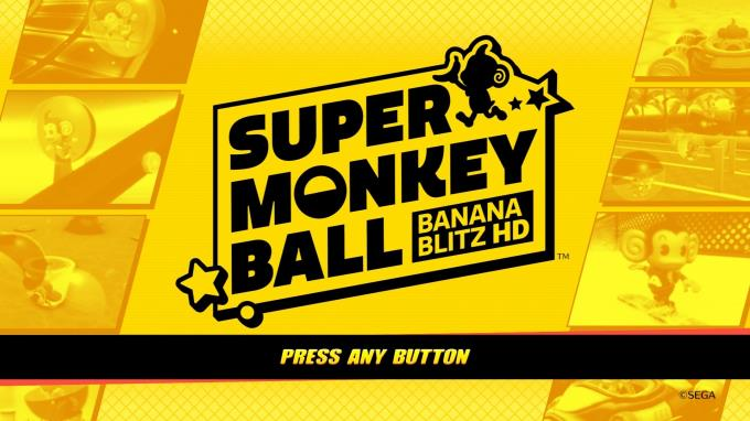 Super Monkey Ball: Banana Blitz HD Torrent Download