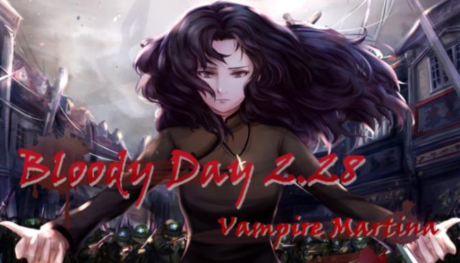 血腥之日228-Vampire Martina-Bloody Day 2.28 Free Download