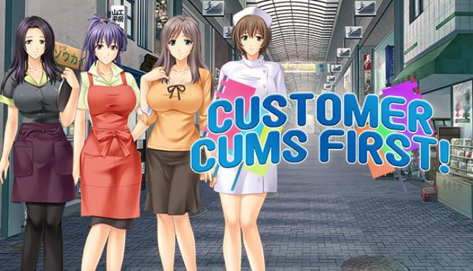 Customer Cums First! Free Download