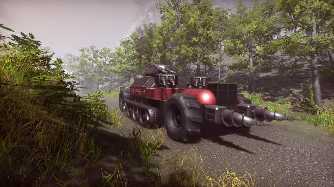 Dieselpunk Wars Torrent Download