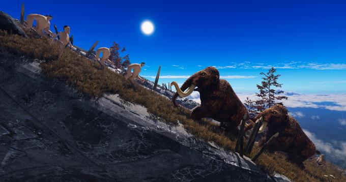 Evolution Battle Simulator - Prehistoric Times Torrent Download