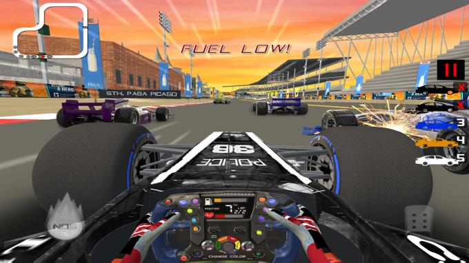 Formula Car Racing Simulator PC Crack