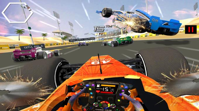 Formula Car Racing Simulator Torrent Download