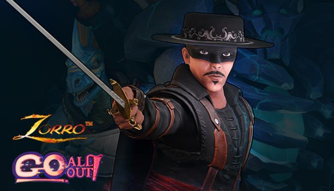 Go All Out - Zorro Character Free Download