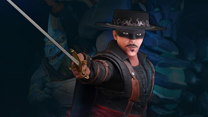 Go All Out - Zorro Character Torrent Download