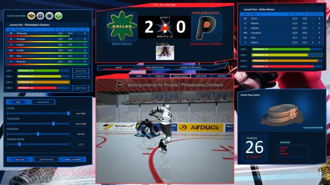 Hockey Manager 20|20 Torrent Download
