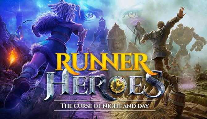 RUNNER HEROES: The curse of night and day Free Download