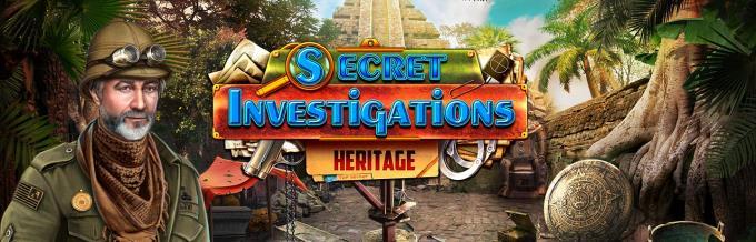 Secret Investigations Heritage free download