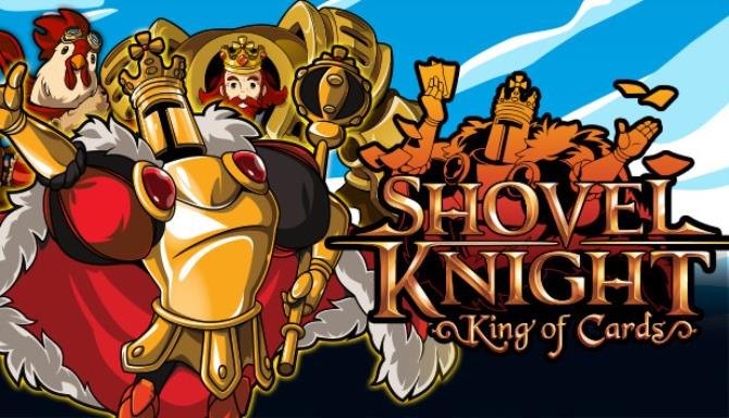 Shovel Knight: King of Cards free download