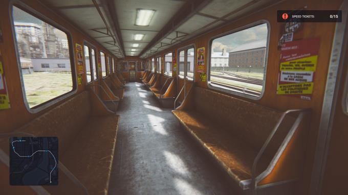 Subway Simulator PC Crack