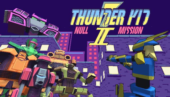 Thunder Kid II: Null Mission Free Download