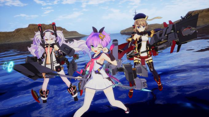 Azur Lane Crosswave Torrent Download