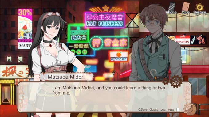Detective Kobayashi - A Visual Novel PC Crack