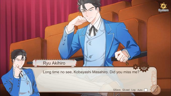 Detective Kobayashi - A Visual Novel Torrent Download