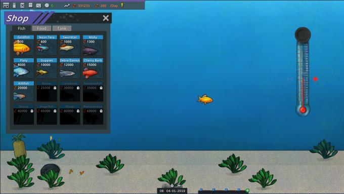 Fish Simulator: Aquarium Manager PC Crack