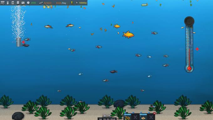 Fish Simulator: Aquarium Manager Torrent Download