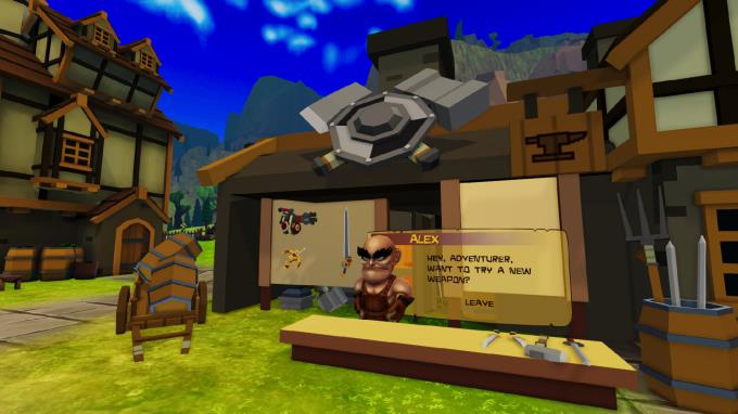 Jida Chronicle Chaos frontier VR Torrent Download