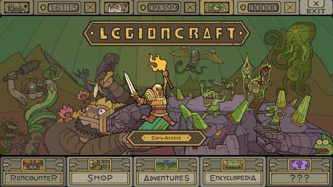LEGIONCRAFT Torrent Download