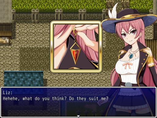 Liz ~The Tower and the Grimoire~ Torrent Download
