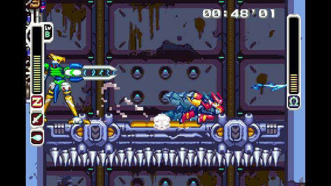 Mega Man Zero/ZX Legacy Collection PC Crack