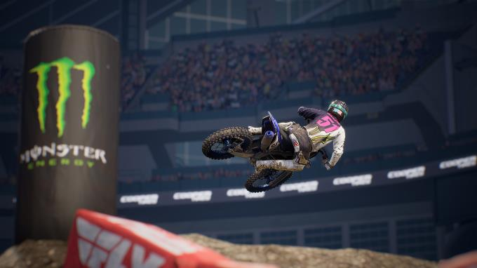 Monster Energy Supercross - The Official Videogame 3 PC Crack