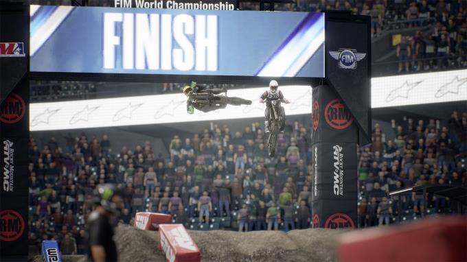 Monster Energy Supercross - The Official Videogame 3 Torrent Download