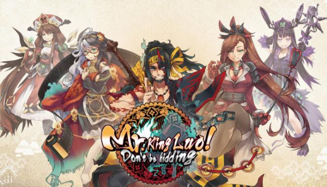 Mr.King Luo!Don't be kidding Free Download