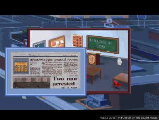Police Quest Collection PC Crack