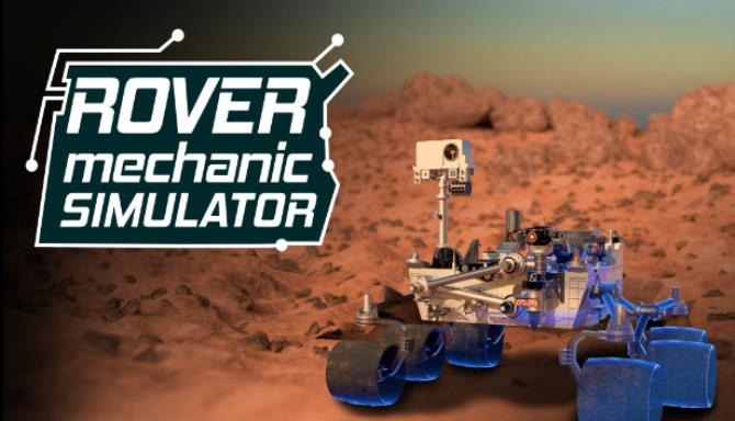 Rover Mechanic Simulator Free Download