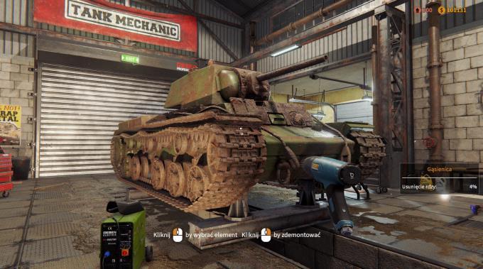 Tank Mechanic Simulator Torrent Download