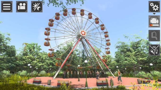 Theme Park Simulator PC Crack