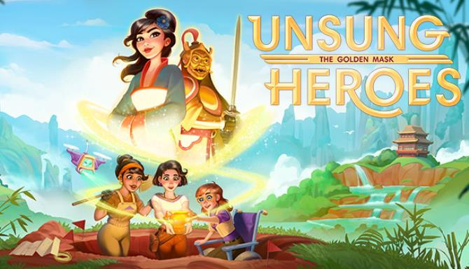 Unsung Heroes: The Golden Mask Free Download