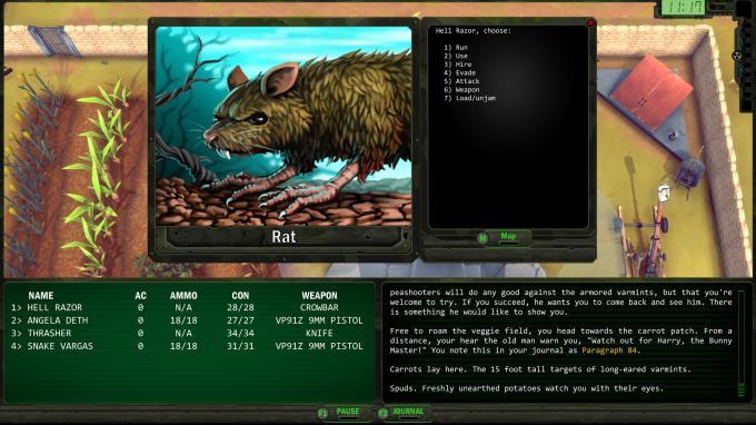 Wasteland Remastered PC Crack