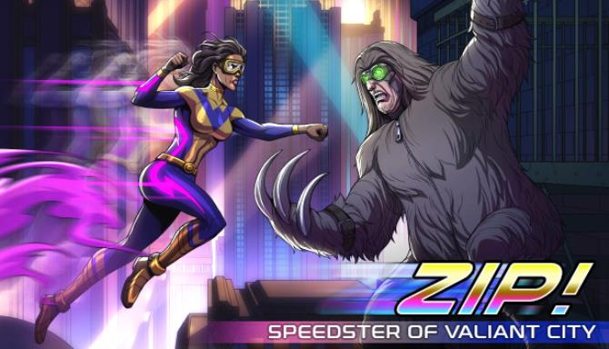Zip! Speedster of Valiant City Free Download