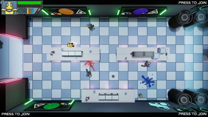 B.O.T.S. and the Robofriends PC Crack