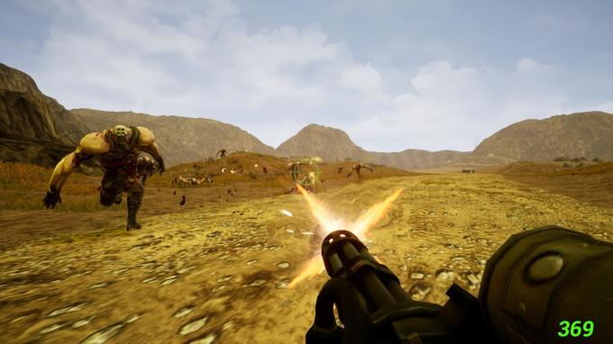 Cyborg Arena UE4 Torrent Download