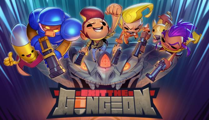 Exit the Gungeon Free Download