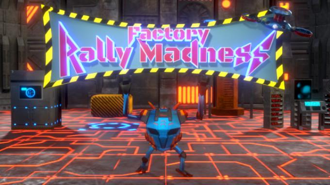 Factory Rally Madness Torrent Download