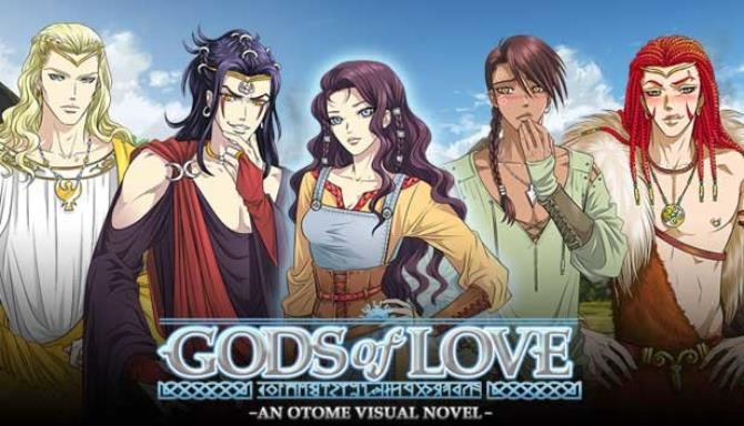 Gods of Love: An Otome Visual Novel Free Download
