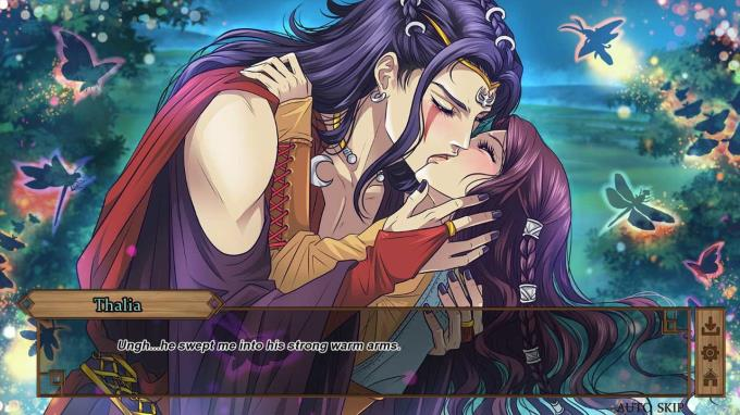 Gods of Love: An Otome Visual Novel Torrent Download