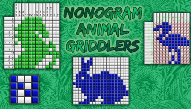 Nonogram Animal Griddlers Free Download