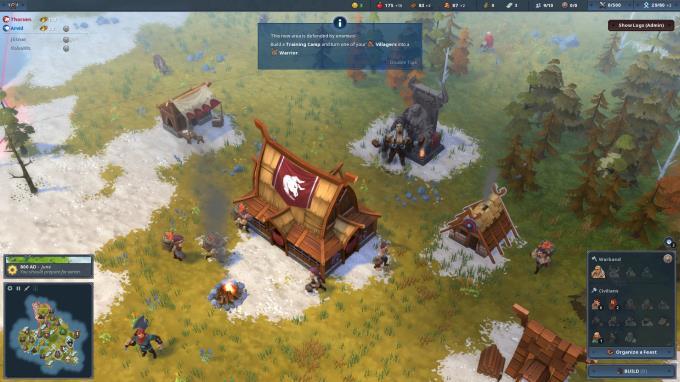 Northgard - Himminbrjotir, Clan of the Ox PC Crack
