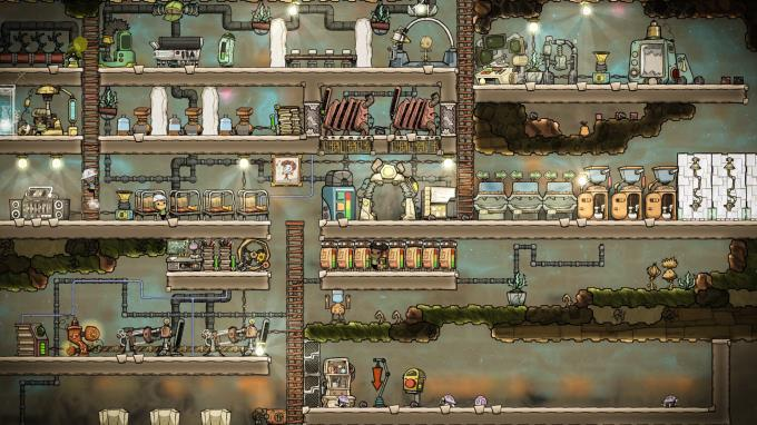 Oxygen Not Included Torrent Download