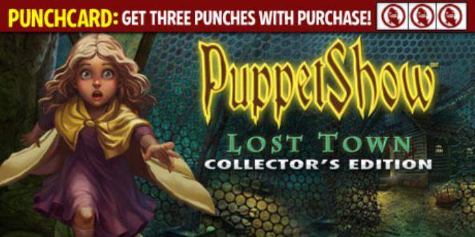 PuppetShow: Lost Town Collector's Edition free download