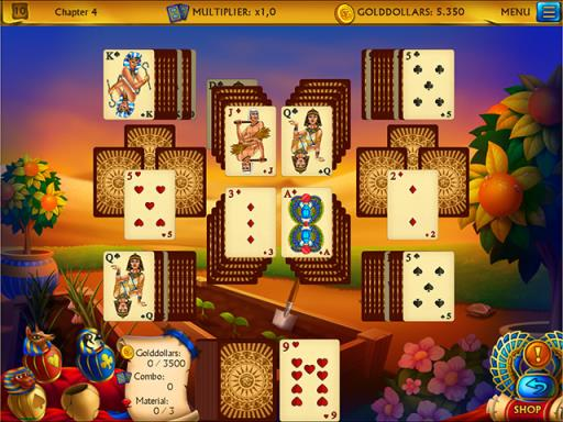 The Artifact of the Pharaoh Solitaire PC Crack